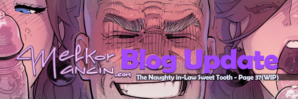 The Naughty in-Law Sweet Tooth - Page 37(WIP)