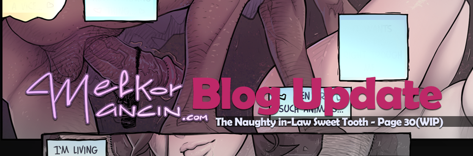 The Naughty in-Law Sweet Tooth - Page 30(WIP)