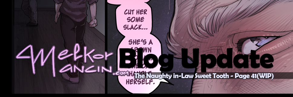 The Naughty in-Law Sweet Tooth - Page 41(WIP)