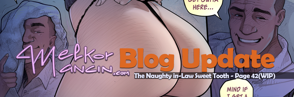 The Naughty in-Law Sweet Tooth - Page 42(WIP)